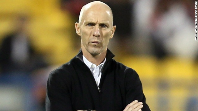 Former U.S. national coach Bob Bradley is hoping to end Egypt's 23-year wait for World Cup qualification.