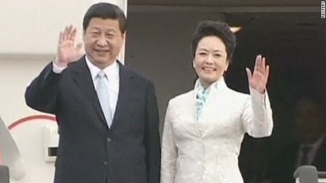 Headlines in the News 130325085924-pkg-rajpal-china-first-lady-peng-liyan-00021410-story-top