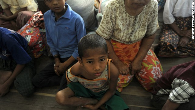 Sectarian tensions persist in Myanmar