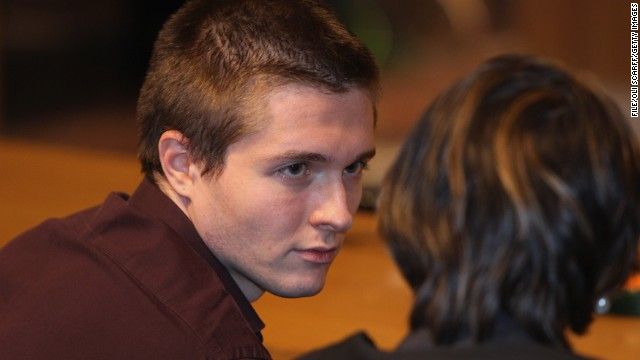 <a href='http://articles.cnn.com/2011-09-28/world/world_europe_italy-raffaele-sollecito-profile_1_rudy-guede-bra-clasp-amanda-knox?_s=PM:EUROPE'>Sollecito</a>, Knox's boyfriend at the time of the murder, was convicted in December 2009 with Knox and released when their cases were overturned. Prosecutors testified that police scientists found Sollecito's genetic material on a bra clasp of Kercher's found in her room, while his defense claimed there wasn't enough DNA for a positive ID.