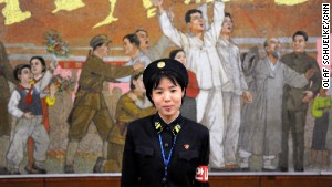 A rare look at life in North Korea