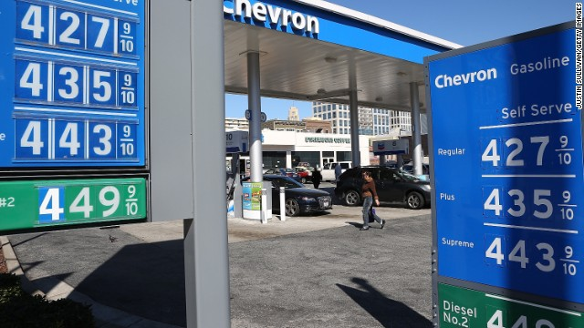 Poll: Americans not revved up over increased gas taxes