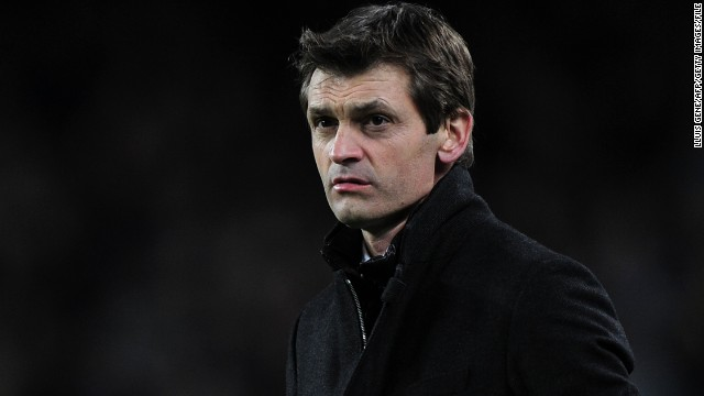 Vilanova took over from Josep Guardiola as Barcelona coach in June 2012 but was forced to leave his post to continue his fight against throat cancer. Vilanova missed nearly three months of last season undergoing chemotherapy and radiotherapy.