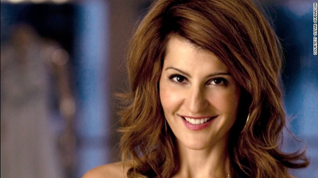 Actress Nia Vardalos has written a book about her new job title: mom.