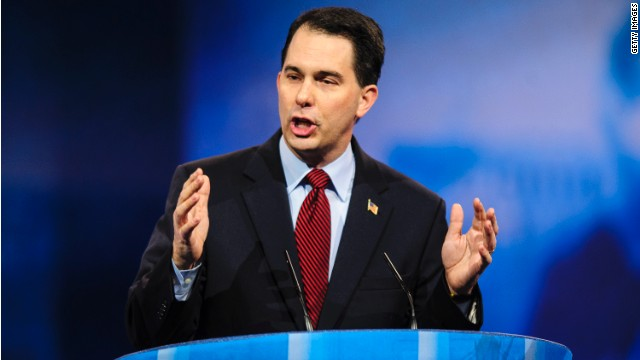 Wisconsin Gov. Scott Walker supports path to citizenship