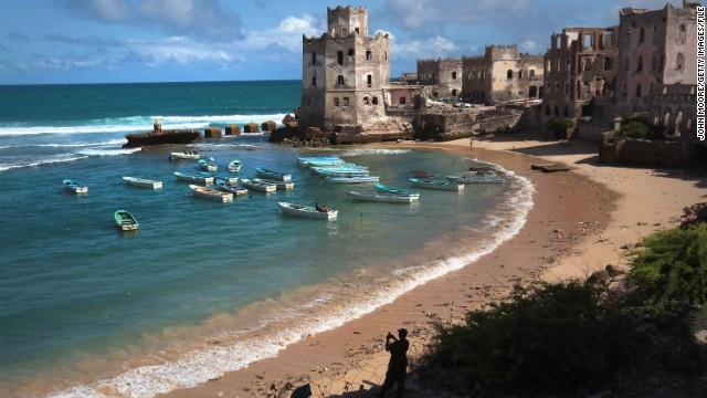 War-ravaged Somalia moved a step closer to stability last September after picking its first president elected on home soil in decades.
