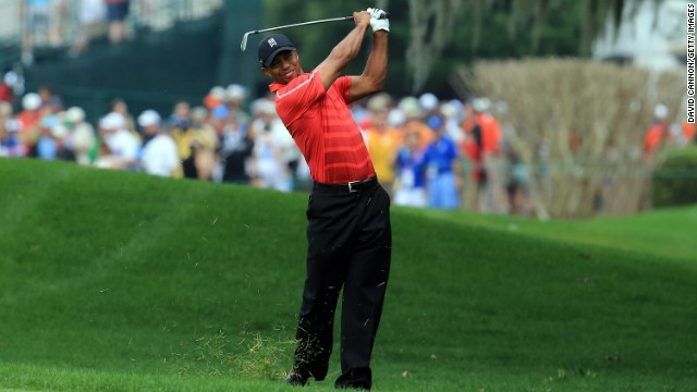 The same year golfer Woods lost his title as world's top golfer in 2010, sex scandals broke up his marriage to Elin Nordegren and many sponsors dropped him. Woods has since gotten new high-profile sponsors and regained his title as the No. 1 golfer. Here's a look at other athletic redemptions: