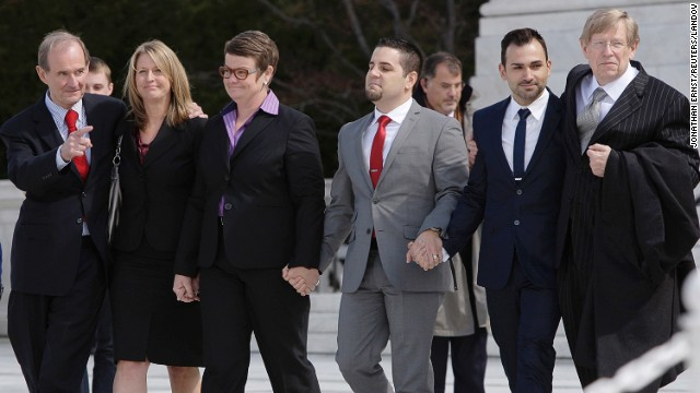 Day Two of same-sex marriage at Supreme Court