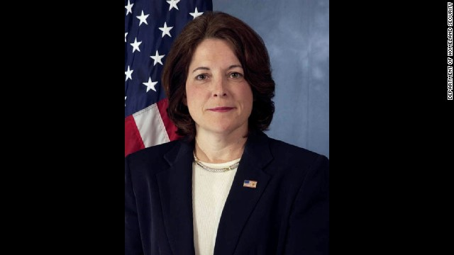 Woman to lead Secret Service