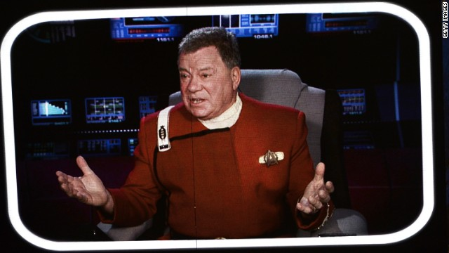 Tweet of the Day: Captain Kirk dings IRS