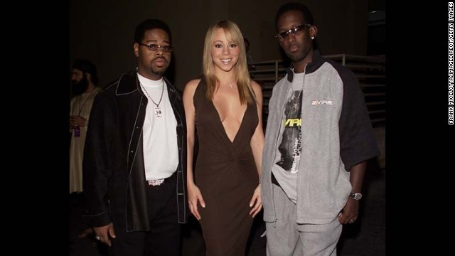 """One Sweet Day,"" by Mariah Carey and Boyz II Men, topped the Billboard Hot 100 for 16 weeks, longer than any other single in the chart's 54-year history."