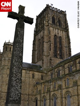 Durham Cathedral dates to the 11th century. See other landmarks from around the northern English city on <a href='http://ireport.cnn.com/docs/DOC-878675'>CNN iReport</a>.