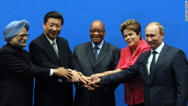 Why Russia needs the BRICS