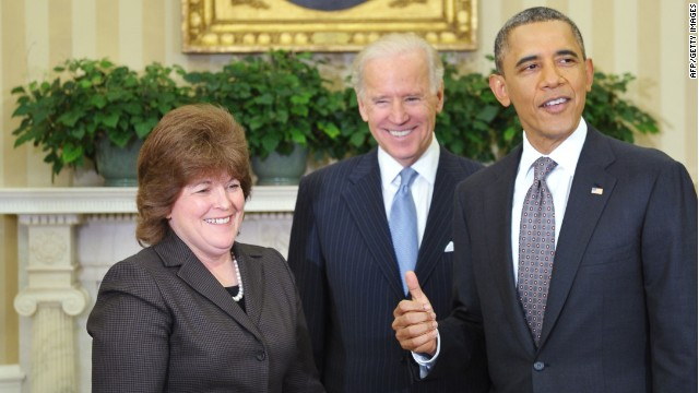 First female director of Secret Service sworn in