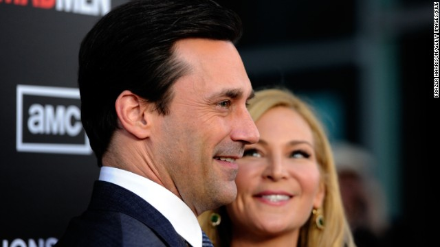 Jon Hamm responds to below-the-belt jokes