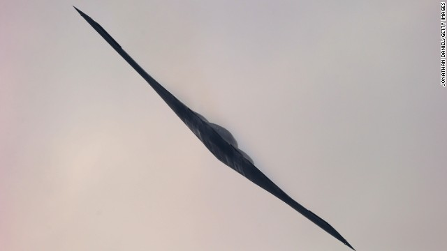 U.S. says it sent B-2 stealth bombers over South Korea