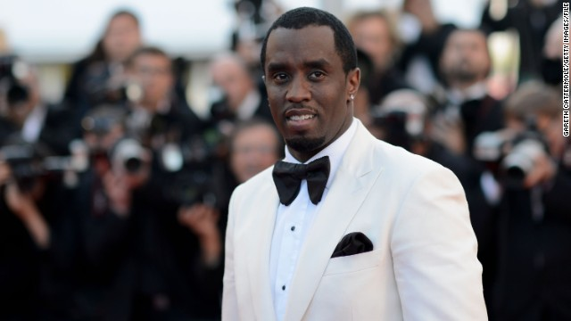 P. Diddy tops list of hip-hop's wealthiest