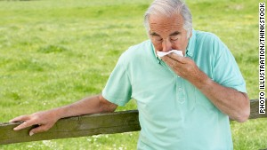 Worst U.S. cities for allergy sufferers