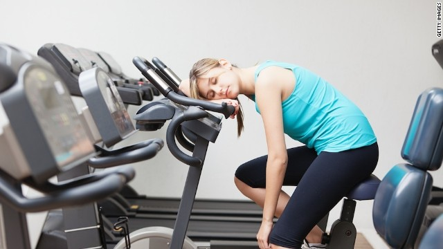 Studies have shown that regular exercise can actually increase your energy level.