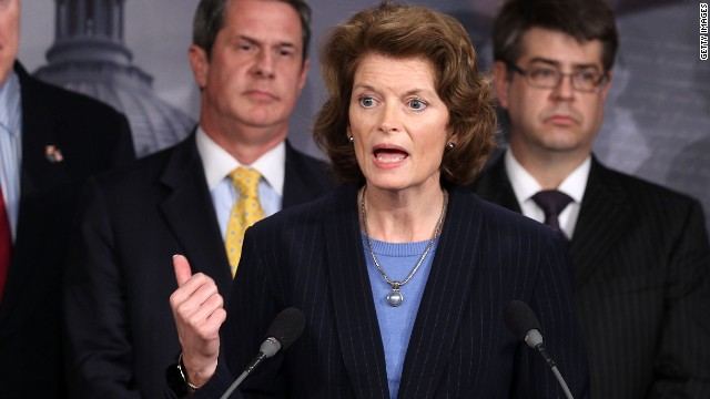 Murkowski 'evolving' on same-sex marriage