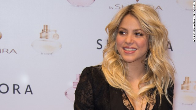 Overheard: Shakira talks motherhood