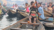 Un viaje a la ciudad flotante de África