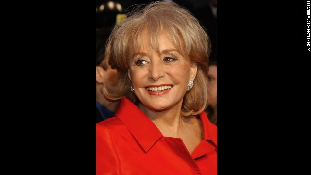 Only the possibility of war in Iraq in 2003 could cause the postponement of her annual pre-Oscars interview special. She attended ABC's 50th Anniversary Special at the Pantages Theatre that year.
