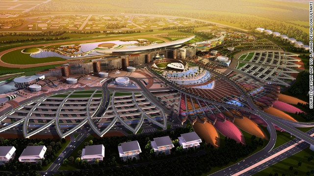 Welcome to the Meydan Racecourse, home of the Dubai World Cup. Built in 2010 for a whopping $1 billion, the awe-inspiring complex is the glittering crown in Sheikh Mohammed bin Rashid Al Maktoum's racing empire. But can the big money buy prestige?