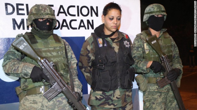 Garcia Mexico  city pictures gallery : ... surges into spotlight as Mexico shifts drug war strategy CNN.com