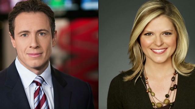 CNN upset female staff by permanently replacing presenter ... |Cnn Morning News Anchors