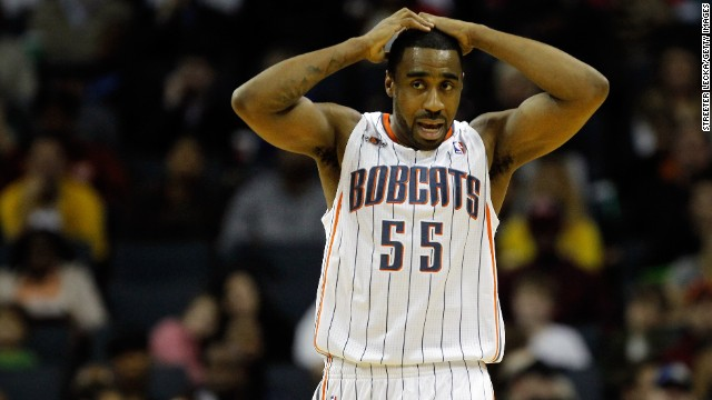 Reggie Williams an the Charlotte Bobcats lost 23 straight games to end the 2011-12 season, short of the 2010-11 Cavaliers' 26 straight losses a season earlier.
