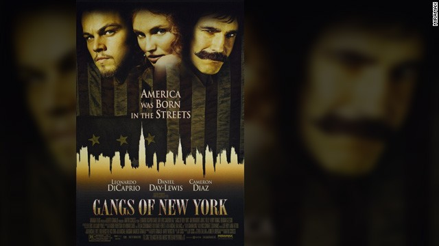 Scorsese plans 'Gangs of New York' TV show