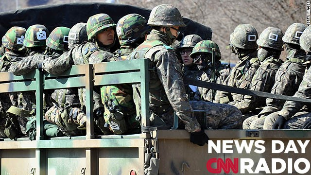 CNN Radio News Day: March 29, 2013