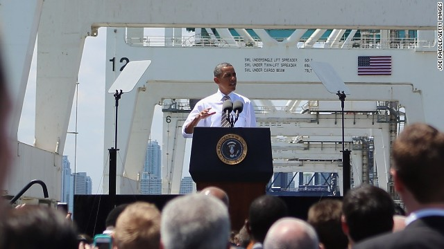 Obama follows up on past call to bolster U.S. infrastructure