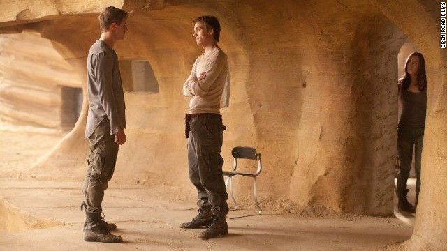 Max Irons, Jake Abel talk 'The Host'
