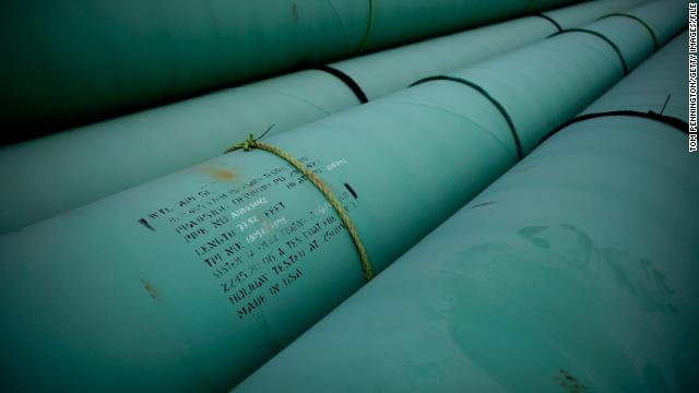 Business owner on Obama tour pushed for Keystone