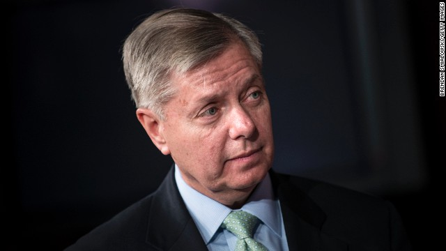 Pastor joins crowded GOP race to unseat Lindsey Graham