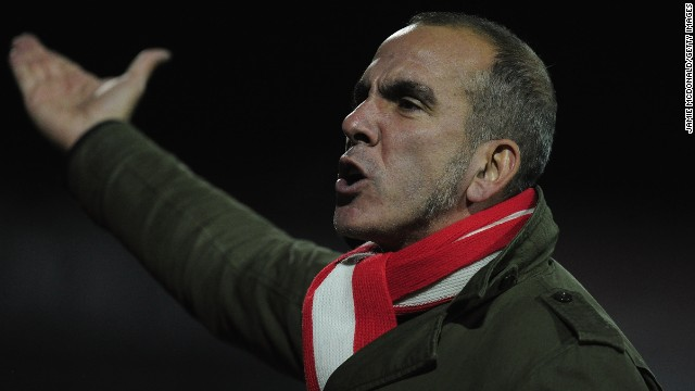 Controversial Italian Paolo Di Canio has landed his second club manager's job with English Premier League side Sunderland.