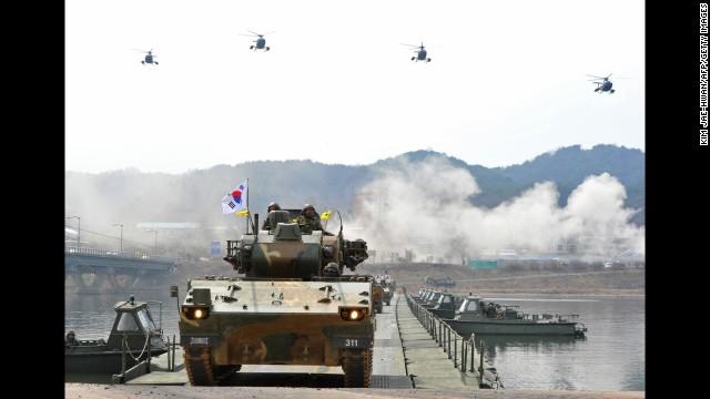 """Corea del Sur advierte """"una respuesta firme"""" si hay provocaciones de Pyongyang"""