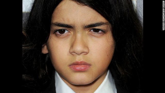 "<strong>Blanket Jackson:</strong> Although AEG Live asked the judge to order Blanket, 11, to sit for a deposition, and he is one of the four plaintiffs suing them, Michael's youngest son will not be a witness in the trial. His doctor submitted a note to the court saying it would be ""medically detrimental"" to the child."" border=""0″ height=""360″ id=""articleGalleryPhoto007″ style=""margin:0 auto;display:none"" width=""640″/><cite style="