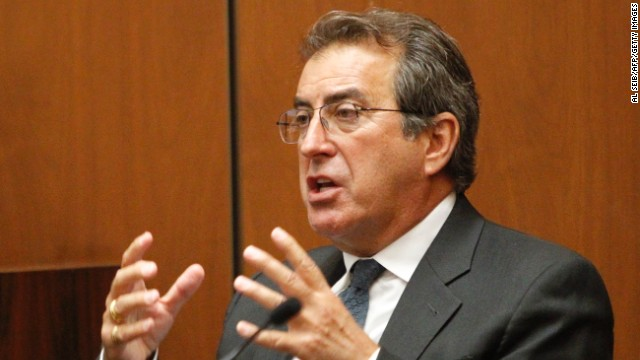 "<strong>Kenny Ortega:</strong> He was chosen by Michael Jackson and AEG Live to direct and choreograph the ""This Is It"" shows. Ortega, who choreographed for Jackson's ""Dangerous"" and ""HIStory"" tours, testified at Dr. Conrad Murray's criminal trial that ""Jackson was frail"" at a rehearsal days before his death."" border=""0″ height=""360″ id=""articleGalleryPhoto002″ style=""margin:0 auto;display:none"" width=""640″/><cite style="
