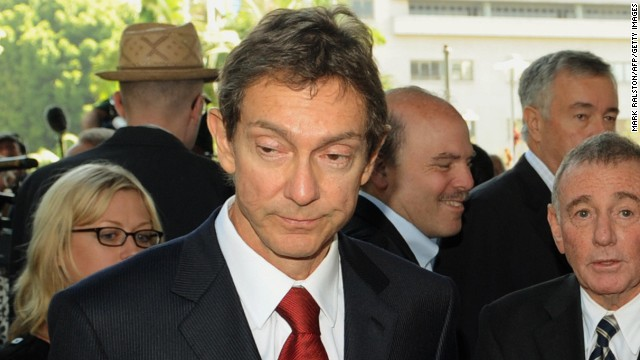 John Branca: He's one of two executors of Michael Jackson's estate. Branca was Jackson's lawyer until about seven years before his death. He said Jackson rehired him just weeks before he died.