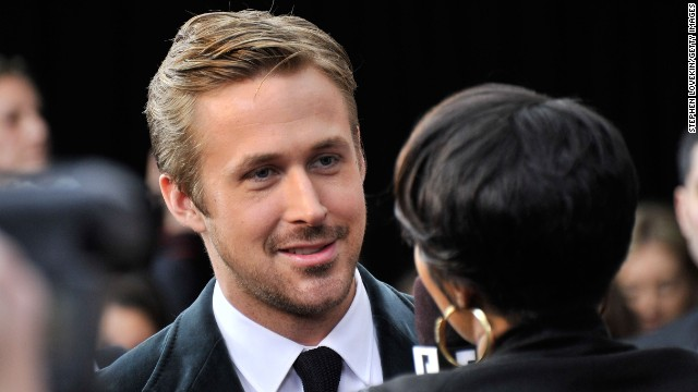 Overheard: Ryan Gosling a little freaked out by hotline