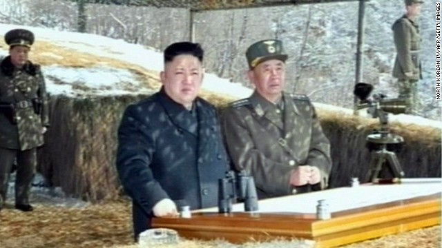 US officials: North Korea trying to assert itself as nuclear weapons state