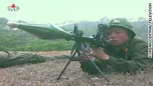 North Korea military 'ready to fight'