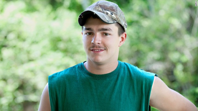 Shain Gandee was happy with life before death