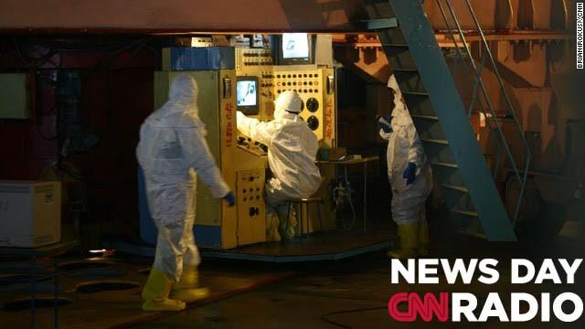 CNN Radio News Day: April 2, 2013