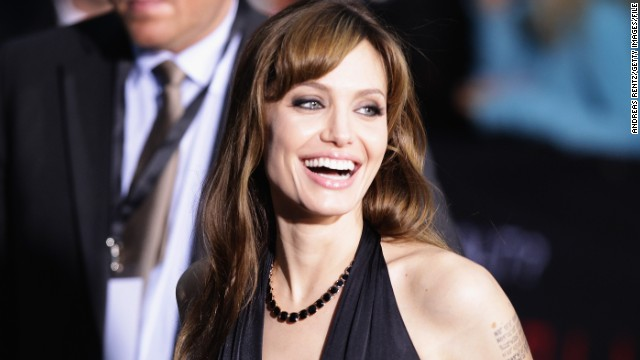 Angelina Jolie's using jewels to build schools