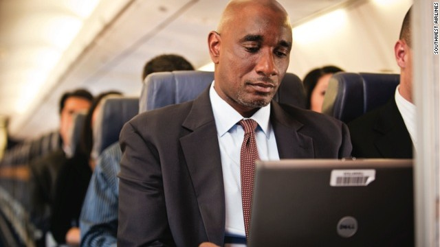 Southwest Airlines found it cheaper and quicker to offer passengers BYOD (bring your own device) in-flight entertainment.