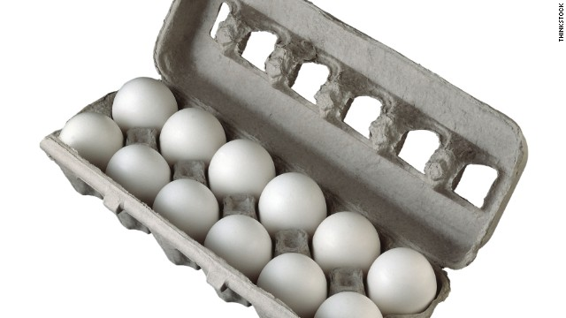 Egg whites can have a temporary tightening effect on the skin, but using raw eggs can present a risk of salmonella.